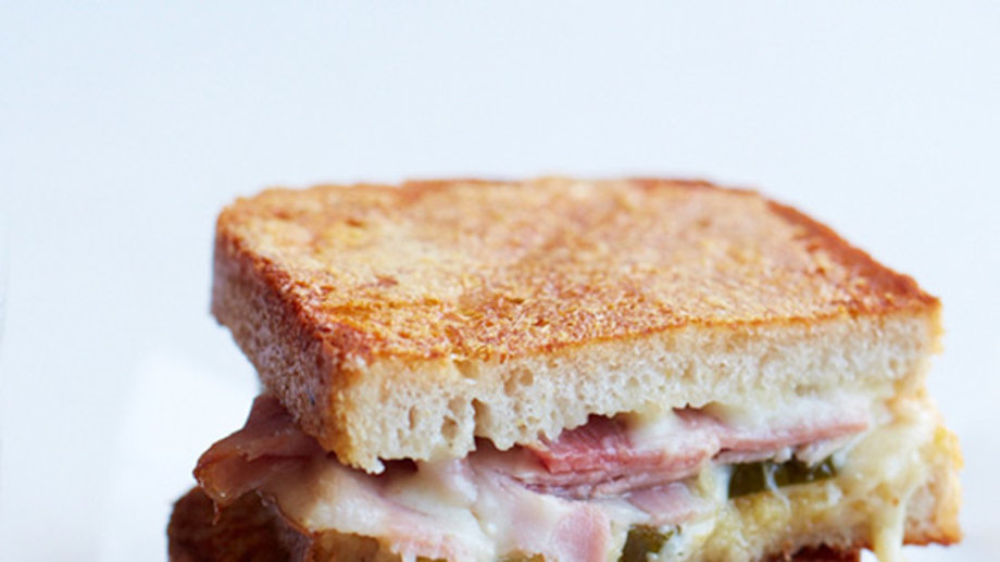 Food & Wine: The Best Bread for Grilled Cheese