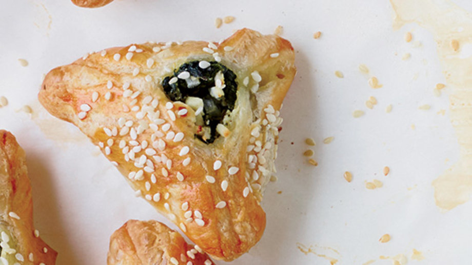 Food & Wine: Best Spinach Pie Recipes