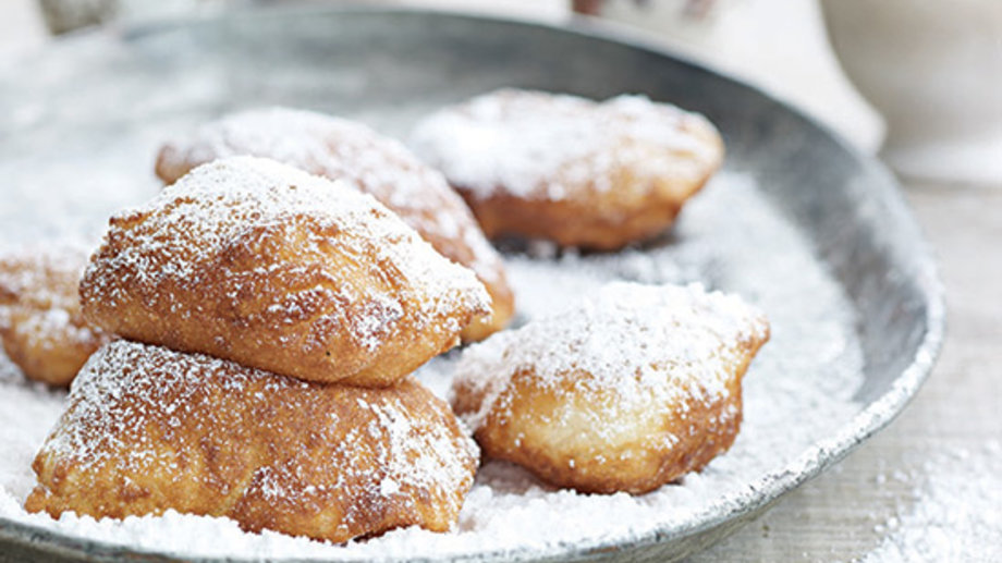 Food & Wine: David Guas's Big Easy Beignets