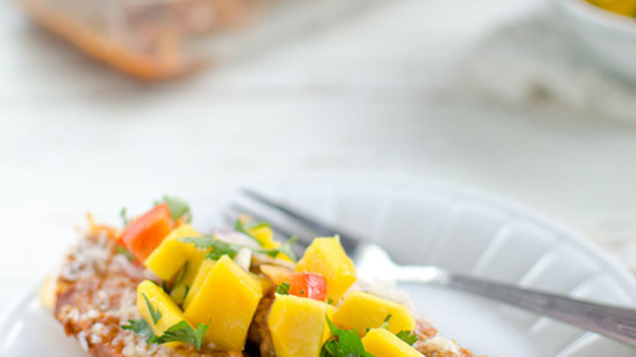 Food & Wine: Mango Salsa Recipes