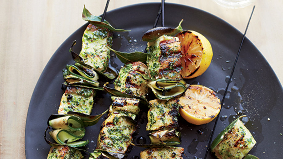 Food & Wine: Swordfish