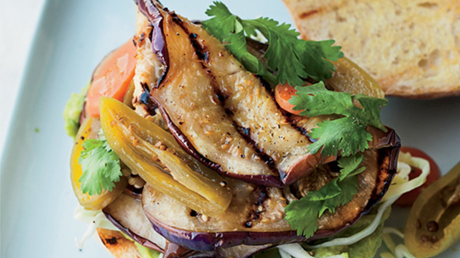 Food & Wine: 7 Ways to Eat More Eggplant at Brunch