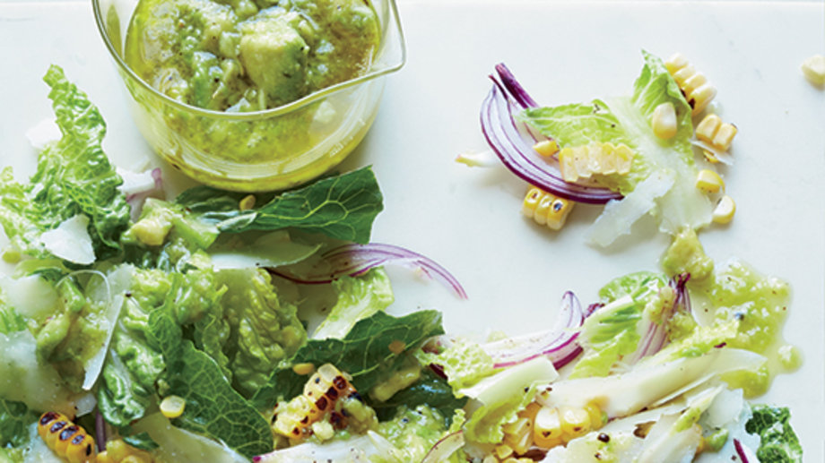 Food & Wine: Romaine Salads