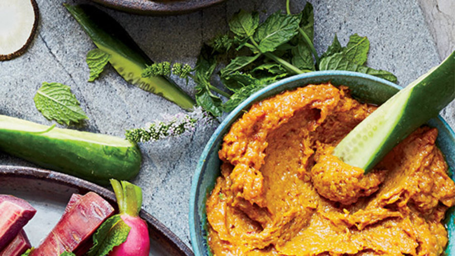 Food & Wine: Peanut Sauce