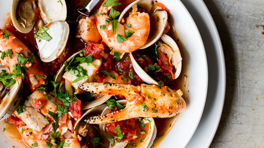Food & Wine: Best Seafood Soup Recipes