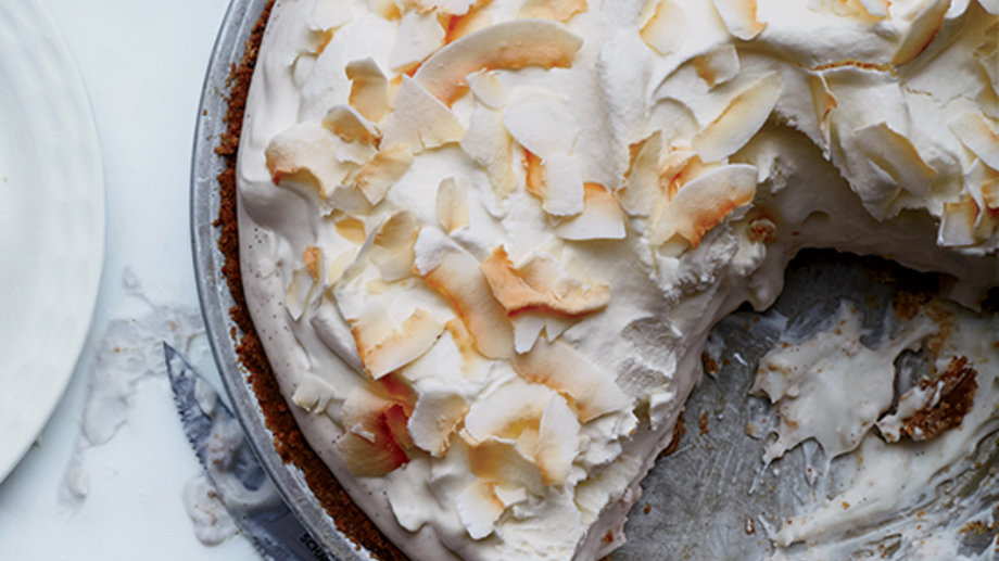 Food & Wine: Coconut Cream Recipes