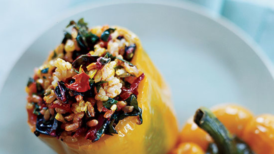 Food & Wine: Stuffed Bell Peppers and More