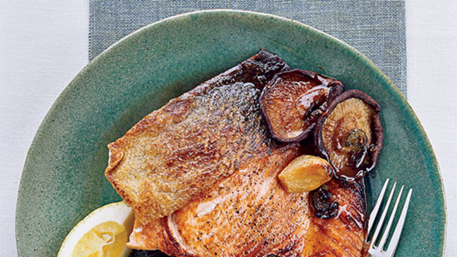 Food & Wine: Wines to Pair with Roasted Fish
