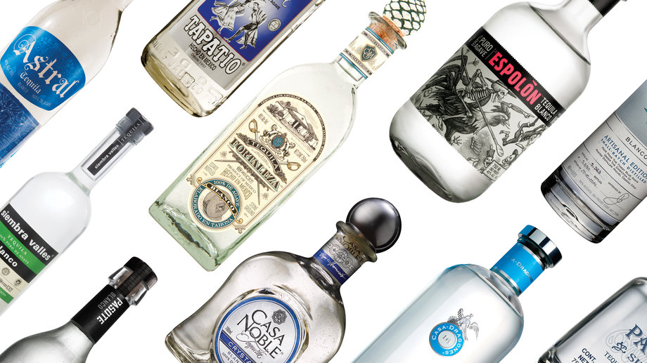 Food & Wine: Top 10 Blanco Tequilas