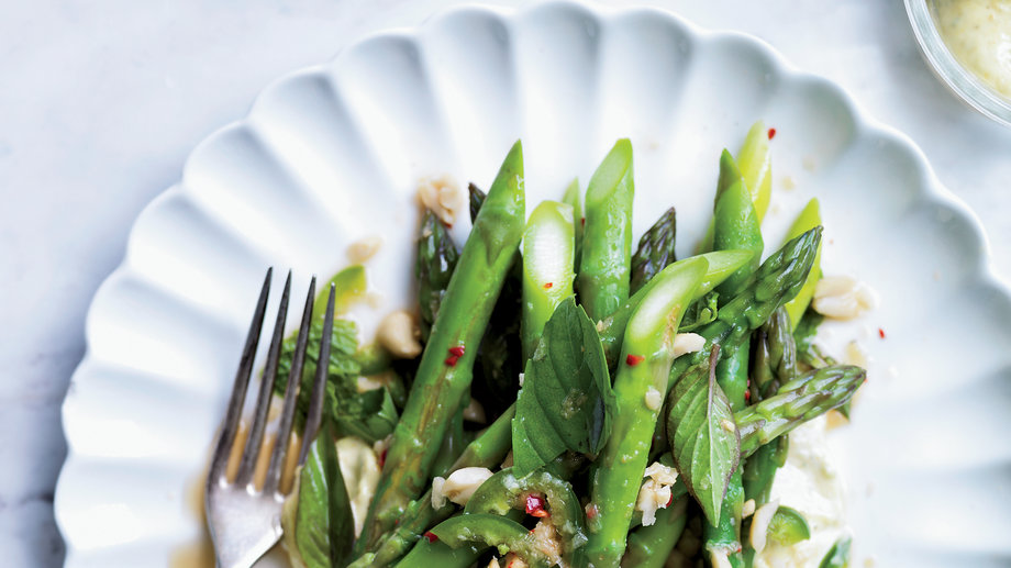 Food & Wine: Asparagus Salad Recipes