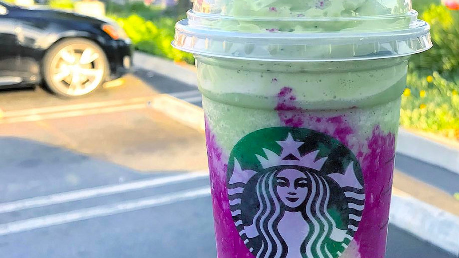 Food & Wine: The Best Drinks to Order from the Starbucks Secret Menu