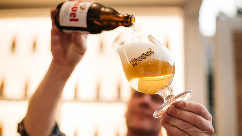Food & Wine: 25 Essential Belgian Beers