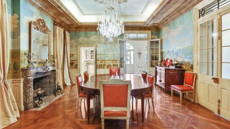 Food & Wine: Palatial French Quarter Mansion Hits the Market in New Orleans