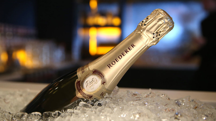 new special edition champagne