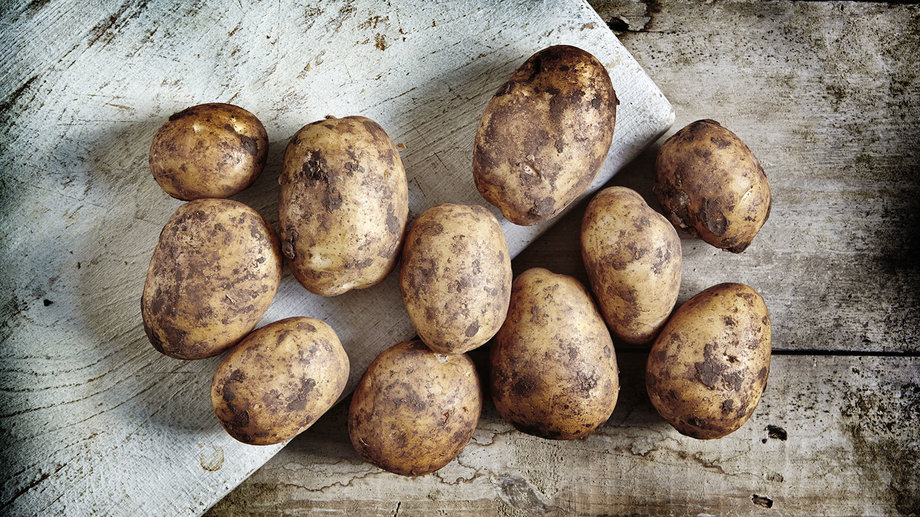 Food & Wine: Potatoes