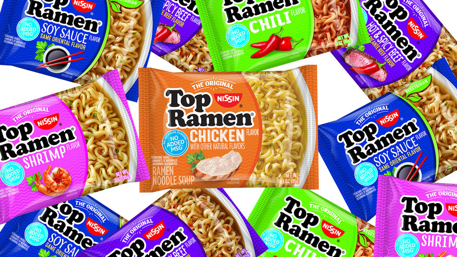 nissin foods top ramen national noodle day