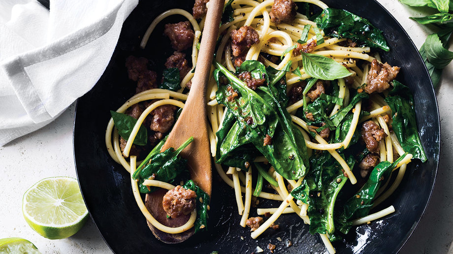 Food & Wine: Fast, Cheap & Delicious Asian Noodle Recipes
