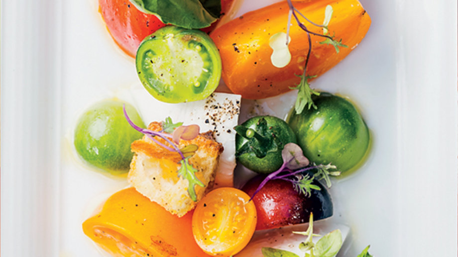 Food & Wine: 6 Ultimate Summer Tomato-and-Mozzarella Salads