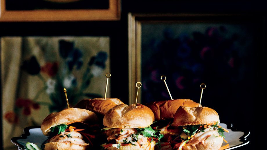 Food & Wine: Sliders