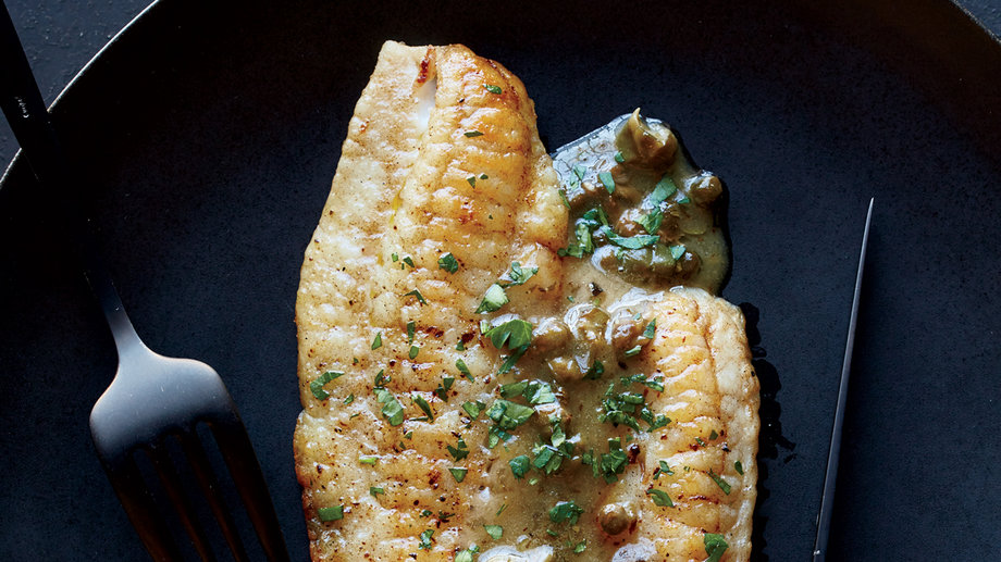 Food & Wine: Easy Sole Recipes