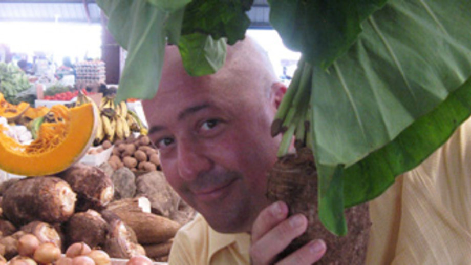Food & Wine: Andrew Zimmern's Favorite Caribbean Restaurants