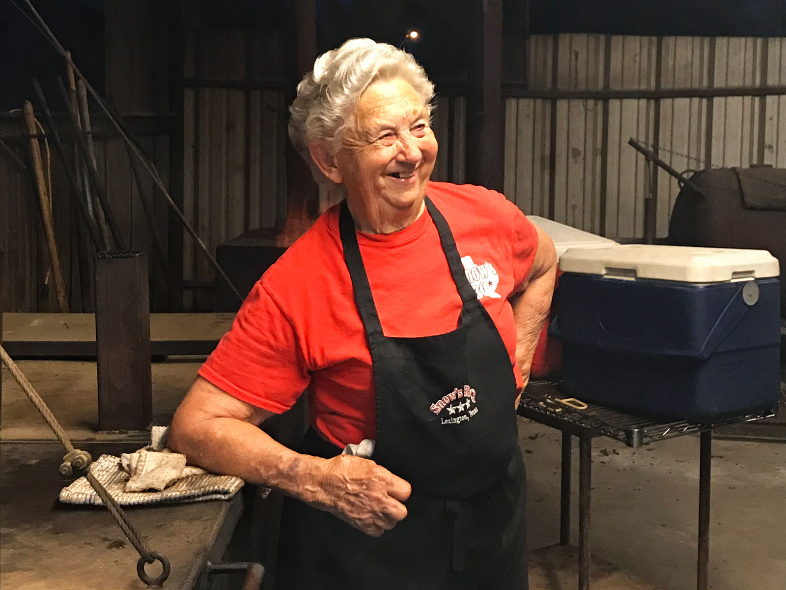 Tootsie Tomanetz of Snow's BBQ Is the Living Legend Every Meat Lover Should Know