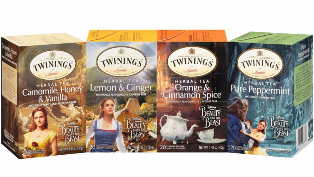 Mrs. Potts Would Approve of this 'Beauty & the Beast' Tea Collection