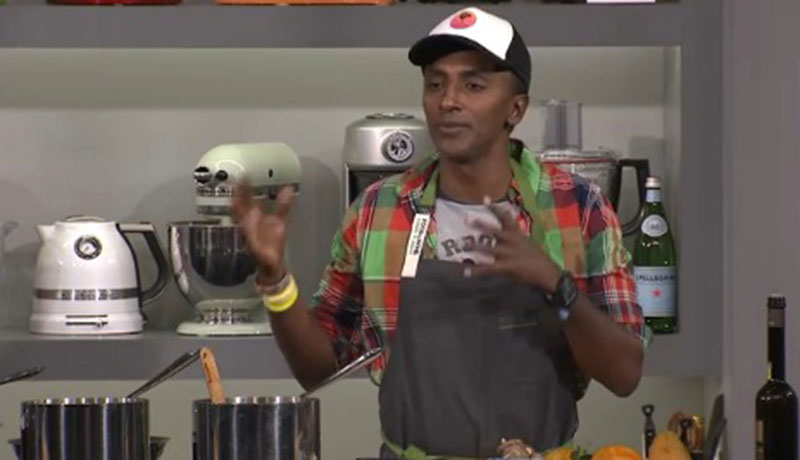 Marcus Samuelsson's Favorite Off-Duty Recipes