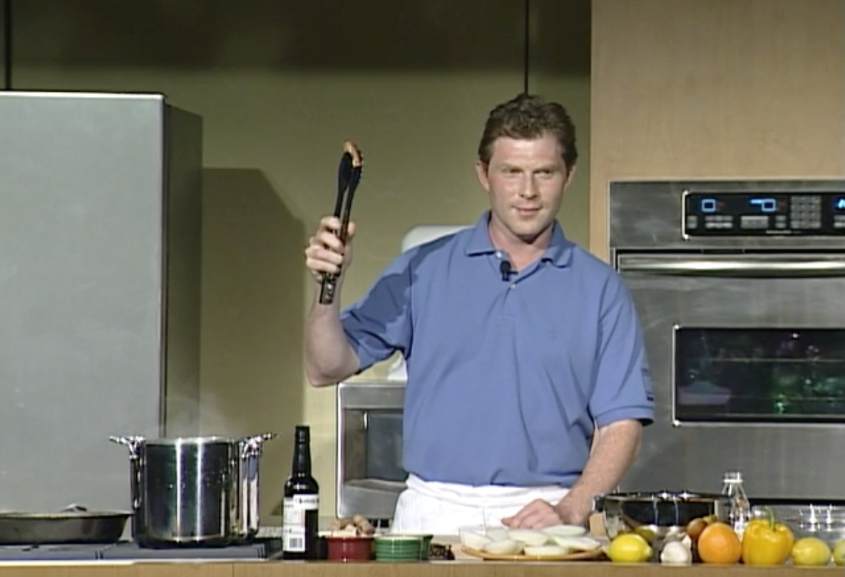 How to Cook Octopus Like Bobby Flay