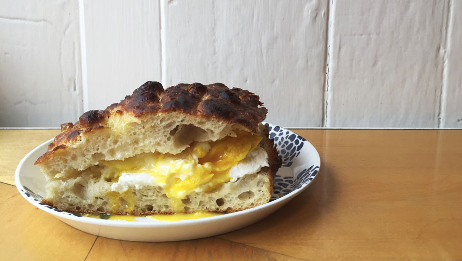 Brooklyn's Saltie Masters the Breakfast Sandwich