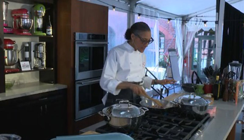 How to Make Southern Food with Carla Hall