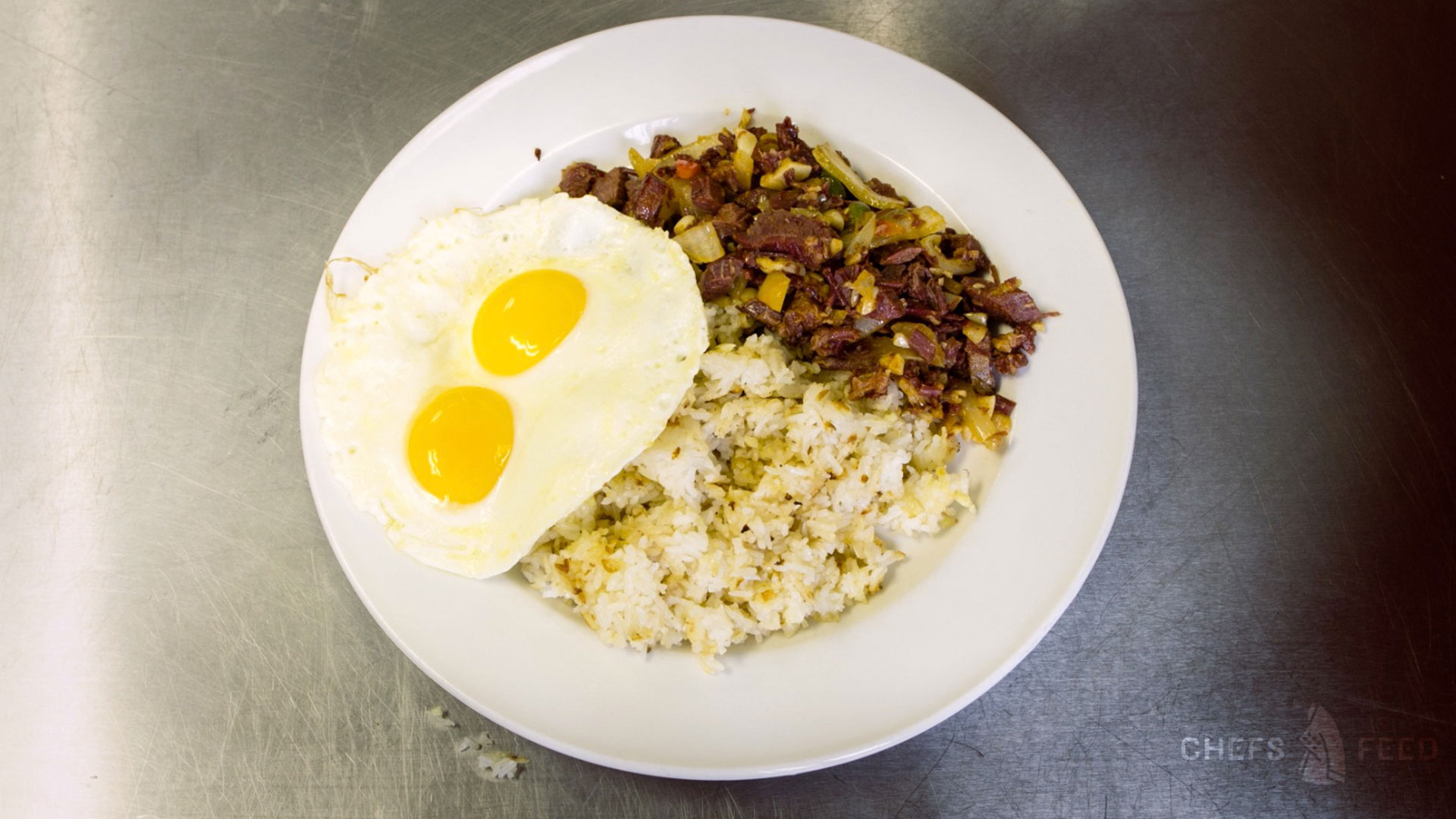 Chef Tim Luym's Secret Filipino Breakfast