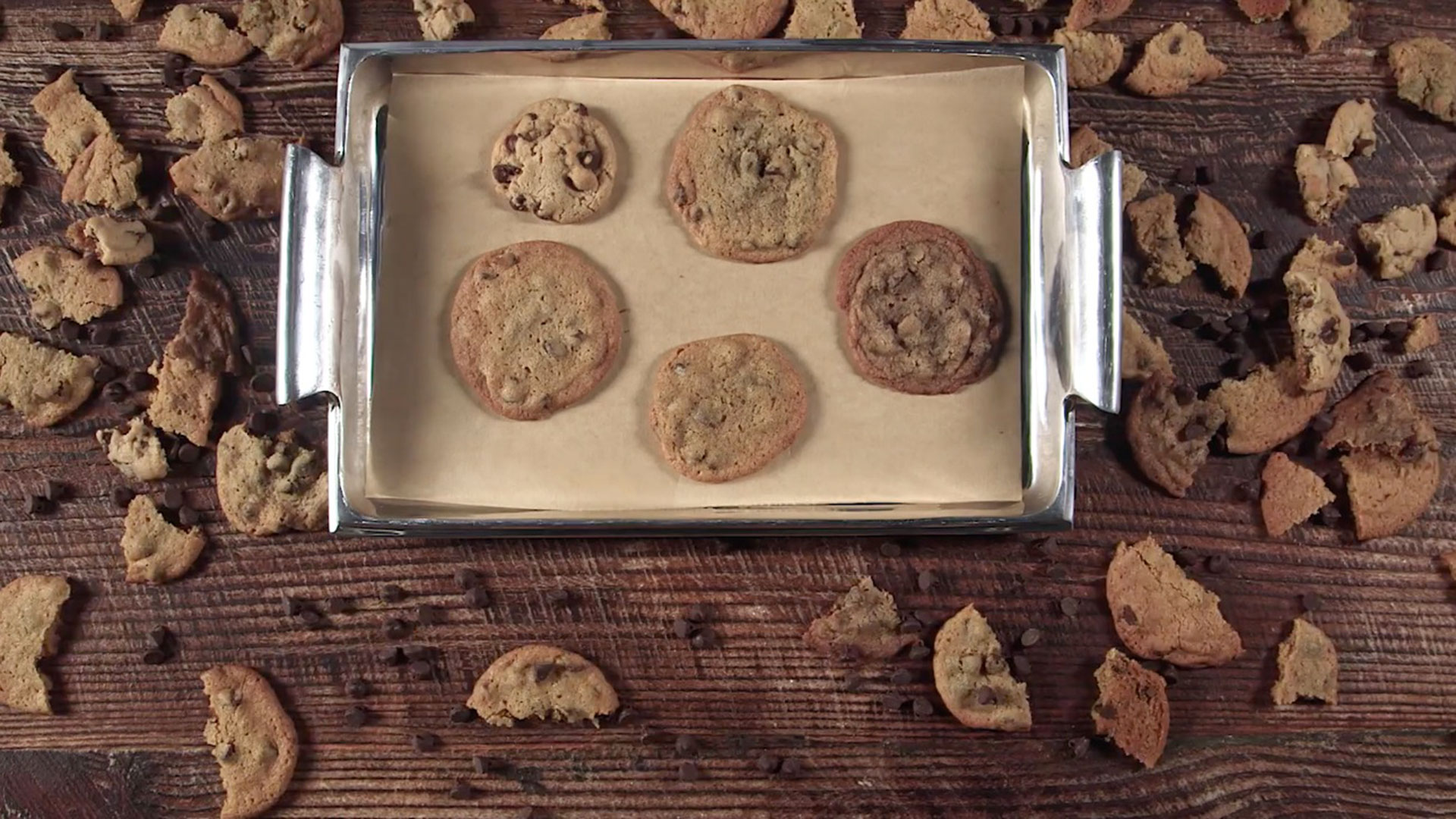 How to Make Chewy, Crispy and Cakey Cookies