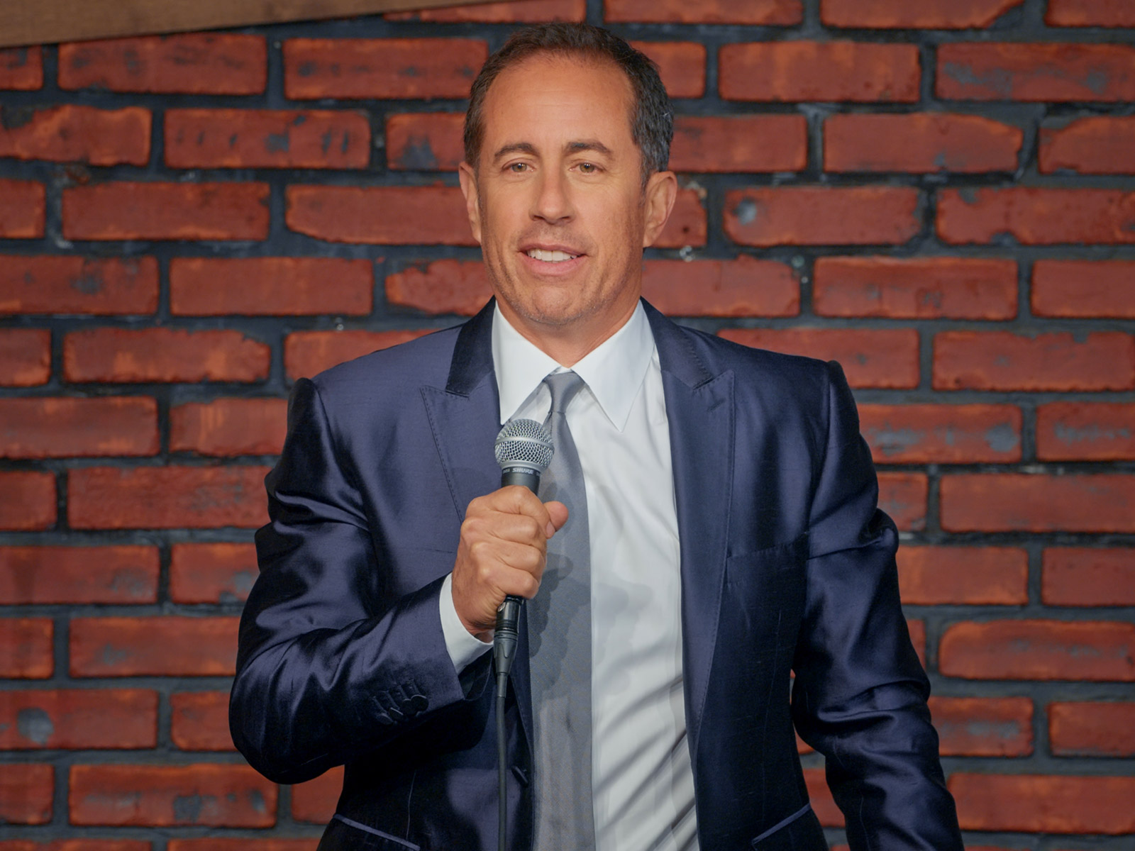 Why Coffee? Jerry Seinfeld on the Beverage Back Story Behind 'Comedians In Cars Getting Coffee'