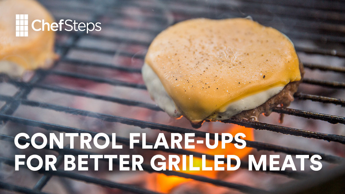 How to Control Flare-Ups for Better Grilled Meats