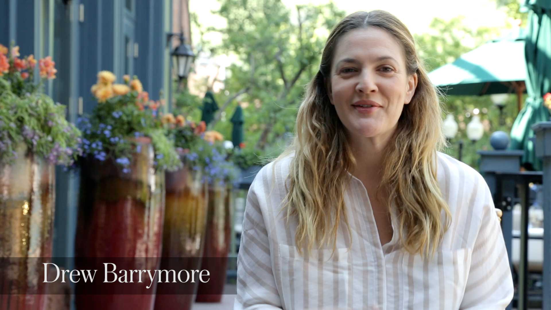 Drew Barrymore at the Food & Wine Classic in Aspen