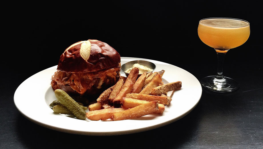The Emily Brooklyn Burger Everyone Is Talking About