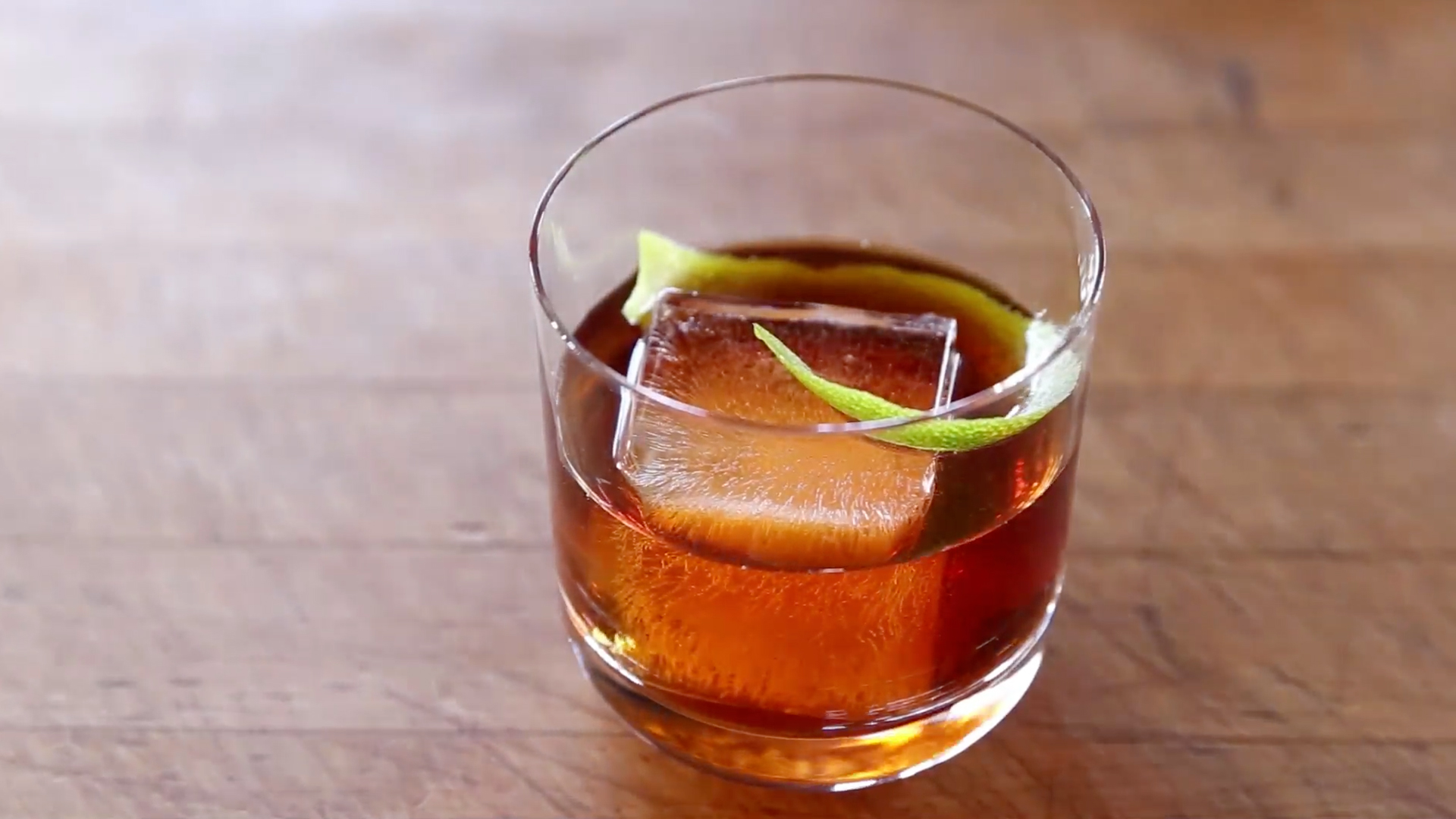 How to Make an Amazing Amaro Cocktail