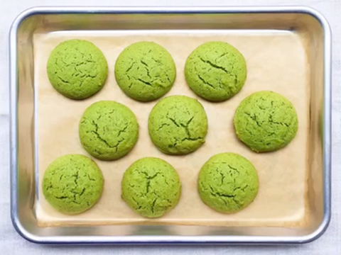 How to Make Matcha Cookies
