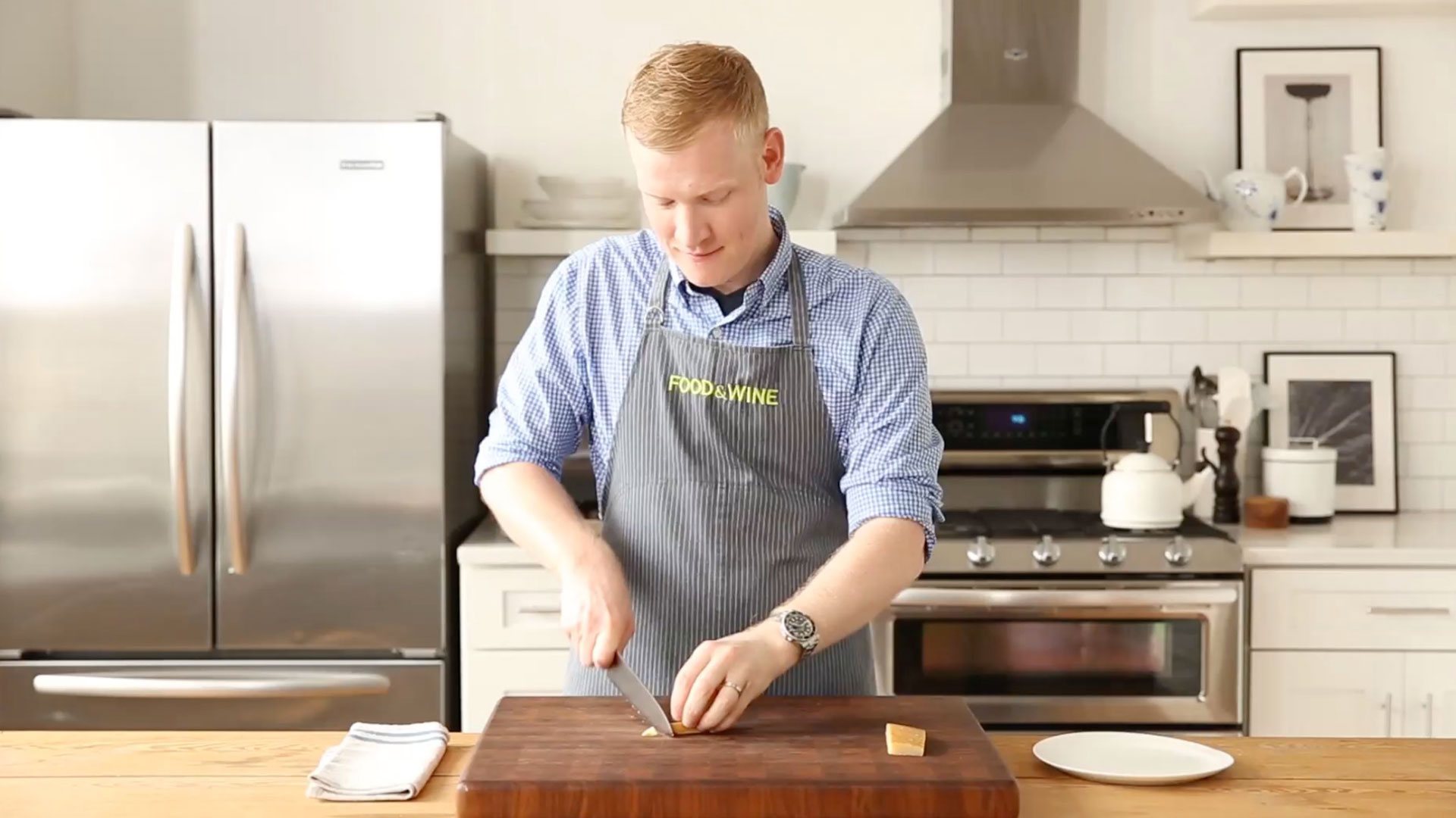 How to Make Cheese Crisps Like Richard Blais