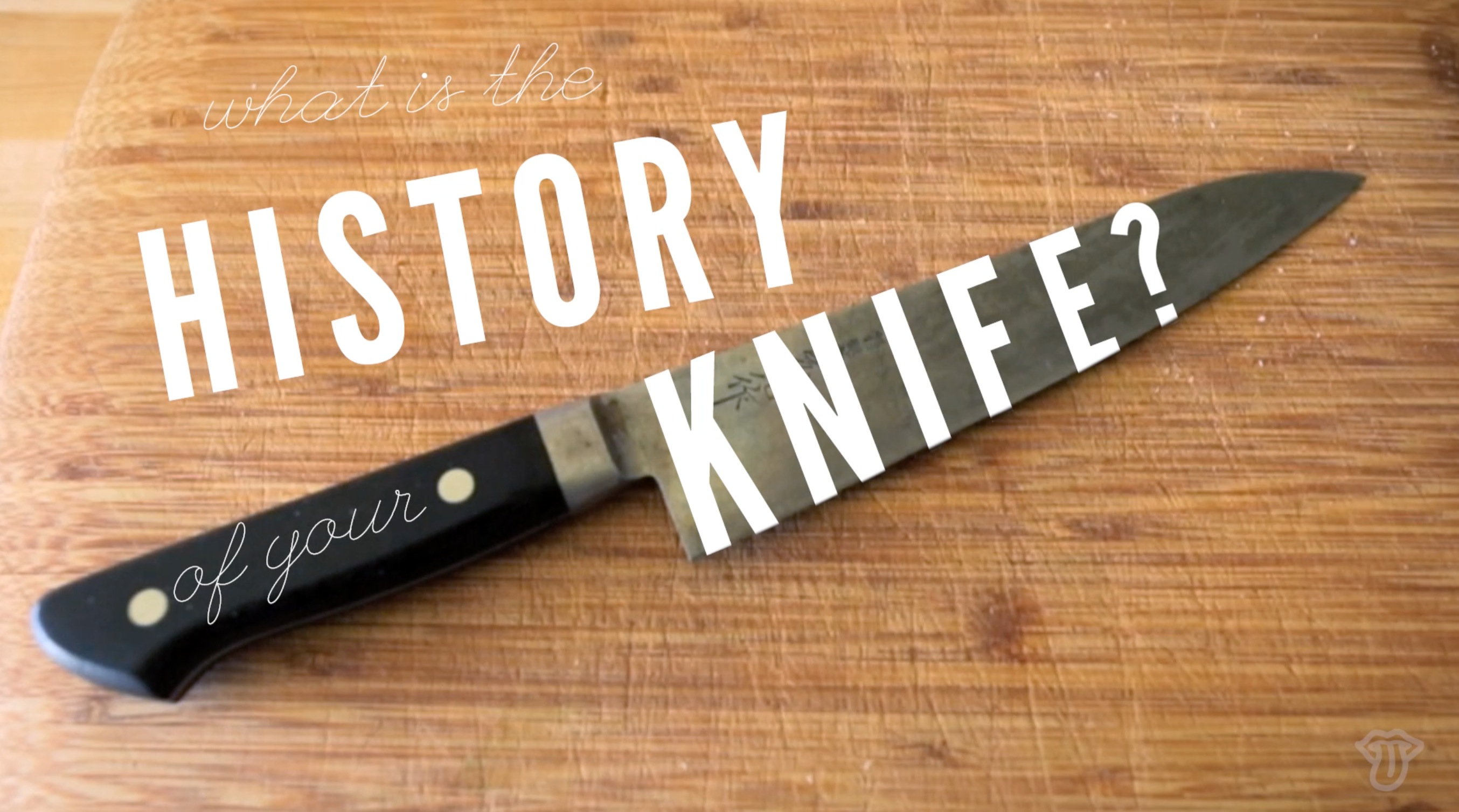 Watch: Chef Tandy Wilson's Favorite Knives