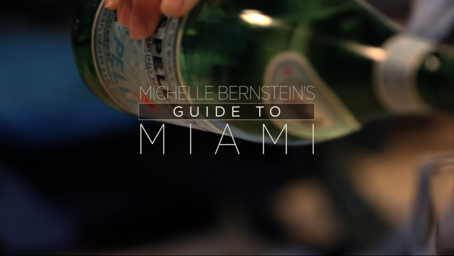 Michelle Bernsteins Guide To Miami