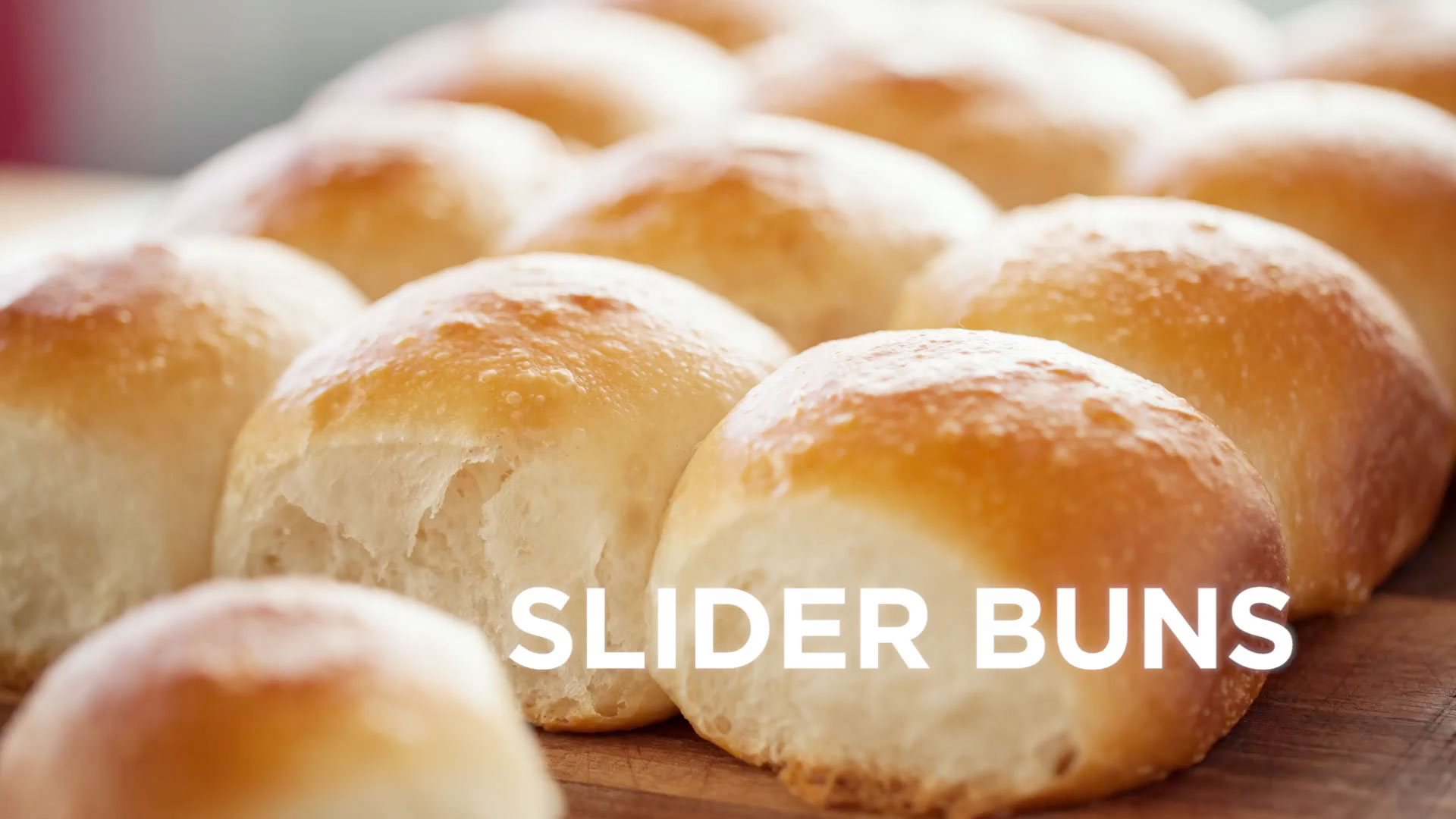 How to Make Slider Buns at Home