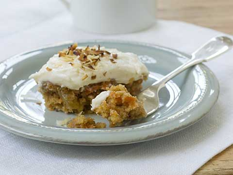 Ultimate Reader Recipe Contest: Carrot Cake