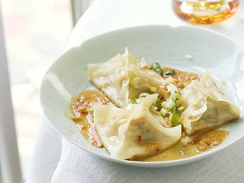 Ultimate Reader Recipe Contest: Ginger Shrimp Potstickers