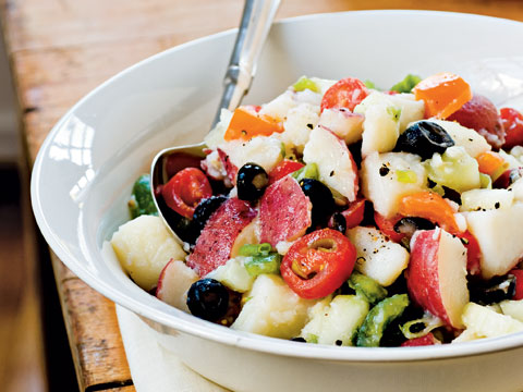 Ultimate Reader Recipe Contest: Light and Fresh Potato Salad