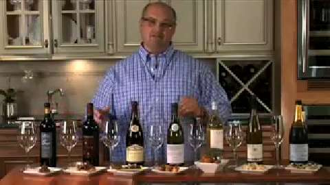 Linton Hopkins:  Wine Pairing Party