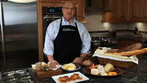 Linton Hopkins:  Holiday Hors d'Oeuvres
