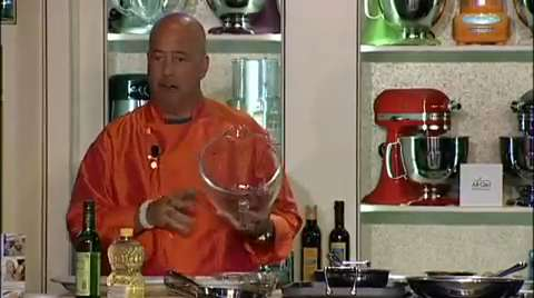 Andrew Zimmern: Goat Tartare with Berbere and Lemon
