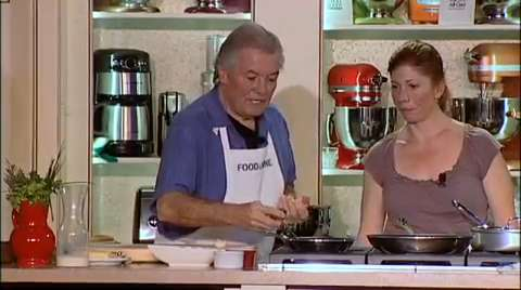 Jacques & Claudine Pépin: Deep-Fried Eggs
